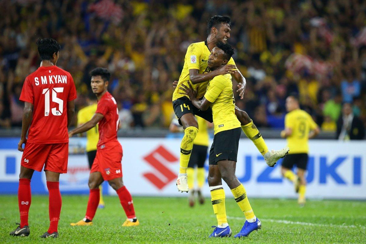 Tuyển Myanmar,tuyển Malaysia,Malaysia vs Myanmar