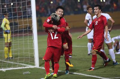 Video highlights bàn thắng Việt Nam 3-0 Campuchia