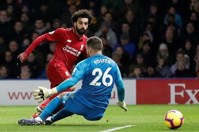 Bùng nổ hiệp hai, Liverpool đè bẹp Watford