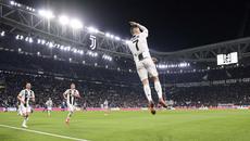 Ronaldo rực sáng, Juventus xây chắc ngôi đầu bảng