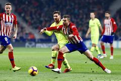 Messi kiến tạo, Barca chật vật hòa Altetico