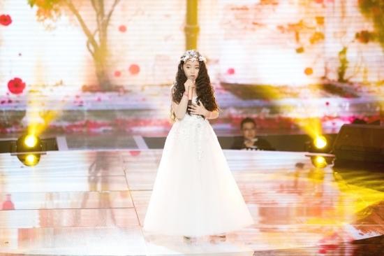 Tan chảy khi học trò Vũ Cát Tường hát bản hit của Thanh Lam