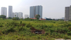 'Ôm đất' rồi bỏ hoang, thêm một loạt dự án ở Hà Nội trong tầm ngắm thu hồi