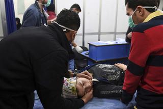 Syria rúng động vì vụ tấn công hóa học mới