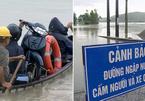 Bão số 9 gây thiệt hại tại nhiều tỉnh, TP