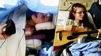 Thiếu nữ vừa hát, vừa được phẫu thuật não