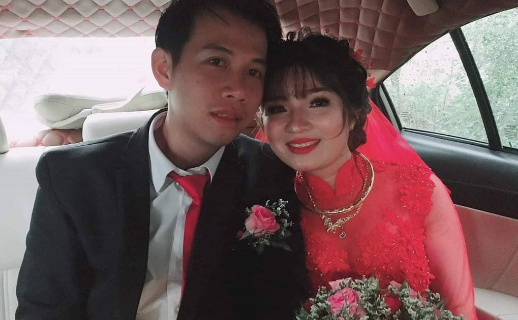 Cô dâu, chú rể thót tim trong đám cưới chạy bão ở Vũng Tàu