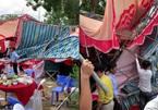 Rạp cưới bị cuốn phăng, hơn 300 người hoảng loạn ở Bình Thuận