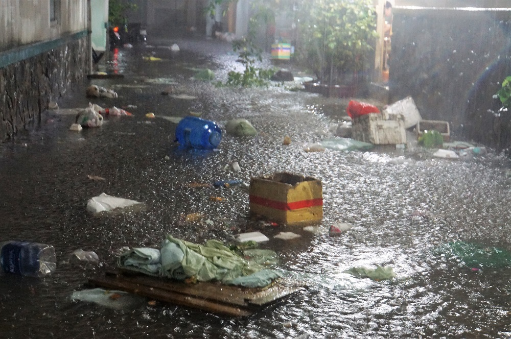 bão số 9,tin bão mới nhất,bão số 9 của năm 2018,ngập nặng,tin bão,mưa lũ