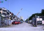 Bãi đỗ xe tự động 'đắp chiếu', thành nơi đổ rác tại Hà Nội