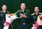 Điều động, bổ nhiệm 2 tướng Quân đội