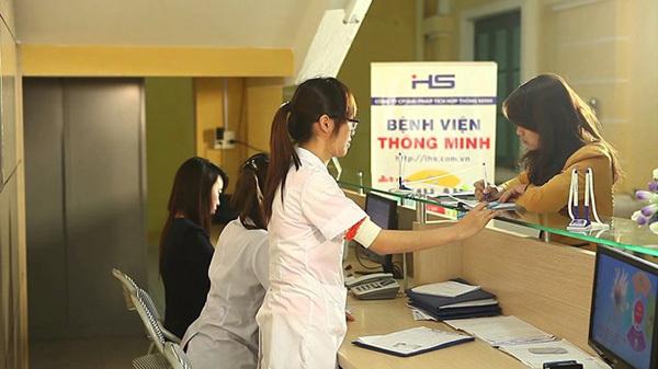 Bệnh viện thông minh: giảm thời gian chờ, không lo giấy tờ