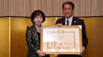 Nữ viện sĩ Việt Nam được Nhật trao huân chương Mặt trời mọc