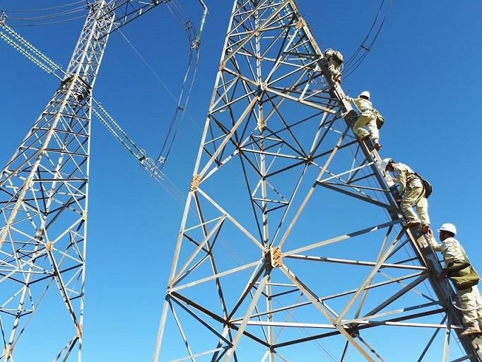 đường dây 500kv,điện cao thế,ngành điện