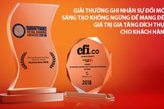 Maritime Bank nhận 2 giải thưởng uy tín quốc tế