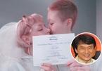 Con gái Thành Long kết hôn với tình đồng giới hơn 12 tuổi