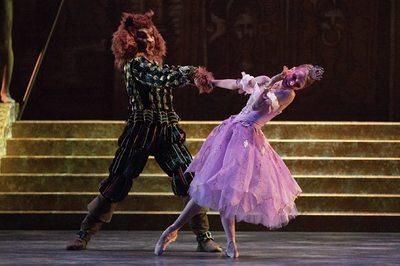 130 vũ công tham gia vở vũ kịch 'Người đẹp ngủ trong rừng'
