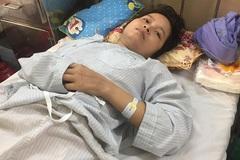 Đang điều trị bỏng nặng, người phụ nữ phát hiện mắc u tủy