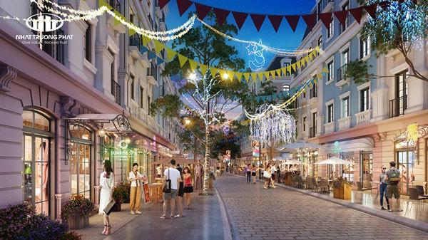 Chính thức ra mắt nhà phố thương mại Melodia ở Phú Quốc