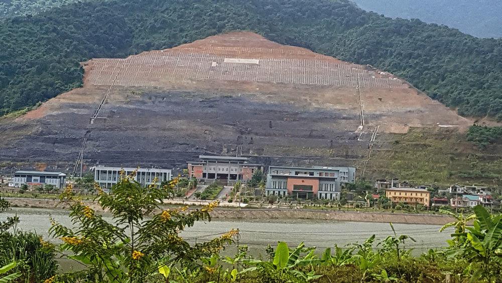 Điện Biên,đất rừng,dự án
