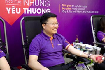 Gần 2.000 nhân viên TPBank tham gia hiến máu nhân đạo