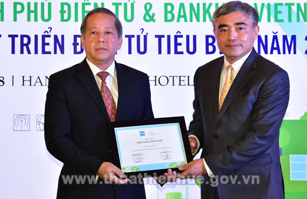 Thừa Thiên Huế triển khai nhiều giải pháp xây dựng chính quyền điện tử