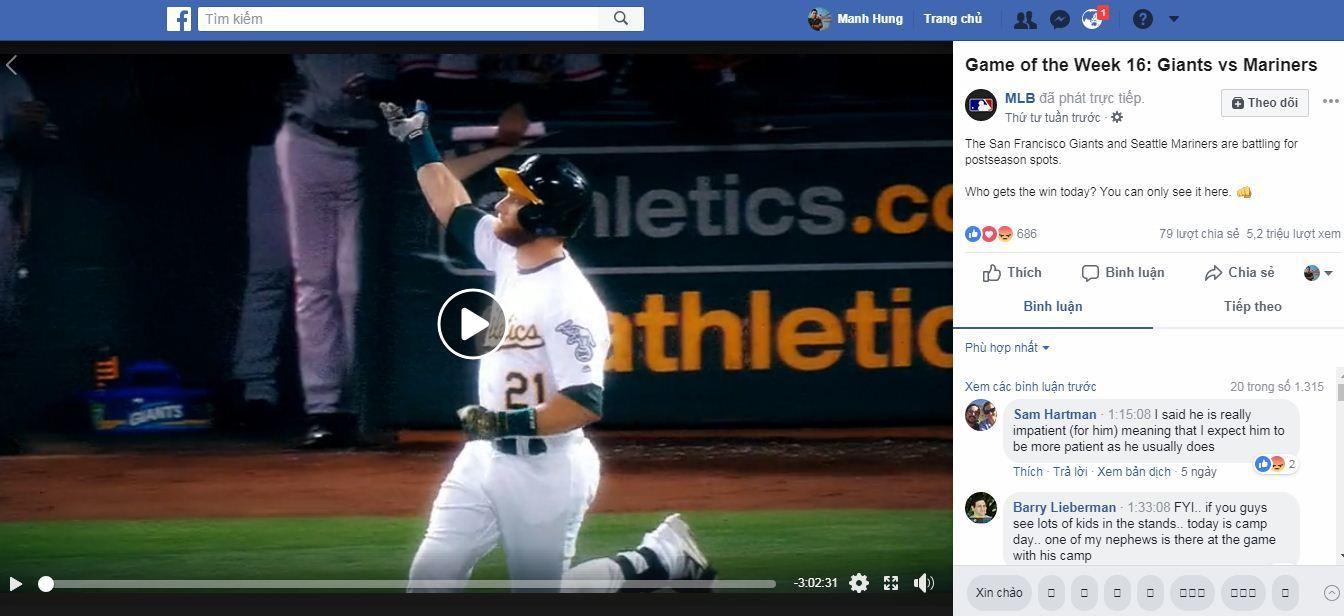 Ngành quảng cáo truyền hình cần thay đổi để thích ứng với Facebook