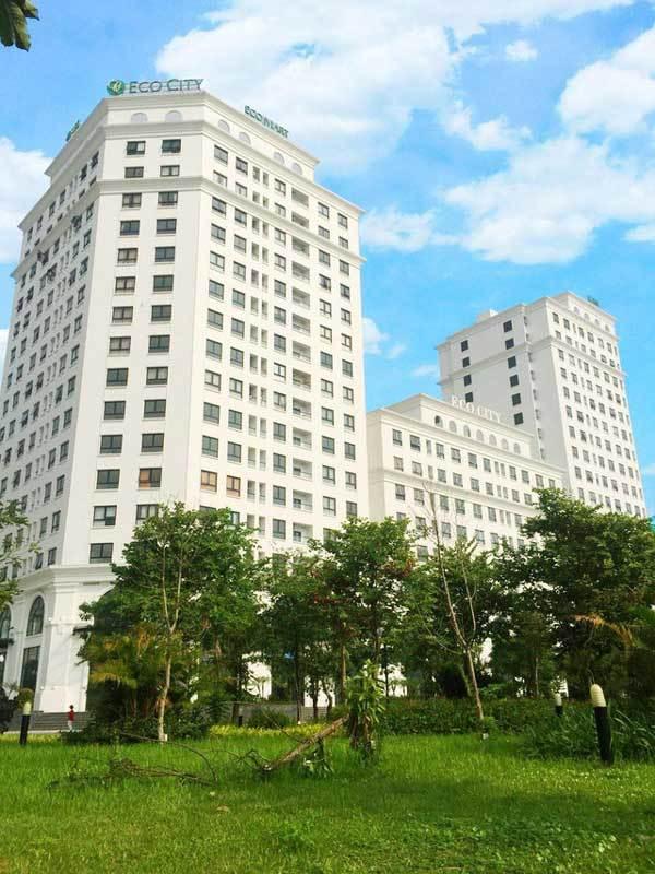 Eco City Việt Hưng ưu đãi dịp cuối năm