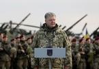 Tổng thống Ukraina ký sắc lệnh thiết quân luật
