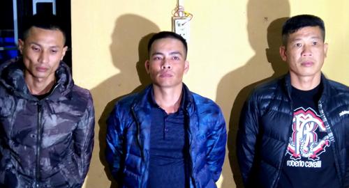 Chân tướng 3 côn đồ đánh nữ nhân viên hàng không ở Thanh Hóa