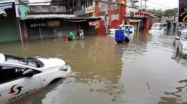Dự báo thời tiết 27/11: Sài Gòn hết mưa, Nam Trung Bộ vẫn lo ngập