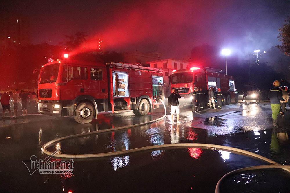 Hà Nội,cháy lớn