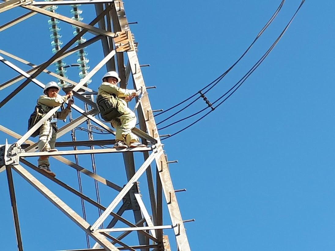 Giá điện,tăng giá điện,EVN,ngành điện