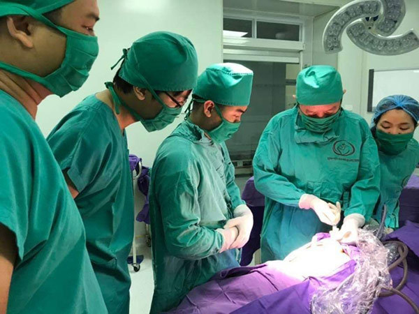 chuyển giao kĩ thuật,bệnh viện tuyến dưới,bệnh nhân
