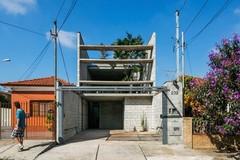 Nhà ống tuyệt đẹp qua bàn tay kiến trúc sư xứ Samba