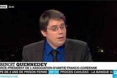 """Pháp bắt quan chức """"làm gián điệp cho Triều Tiên"""""""