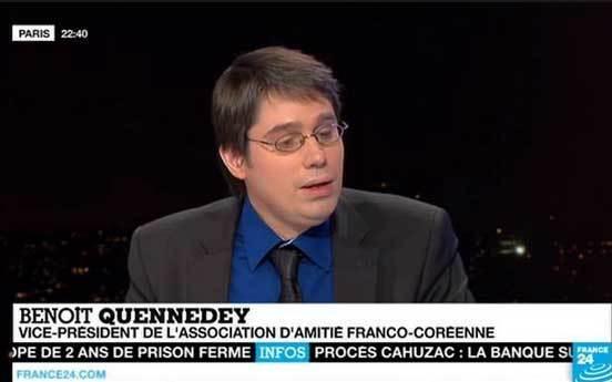 Pháp bắt quan chức 'làm gián điệp cho Triều Tiên'