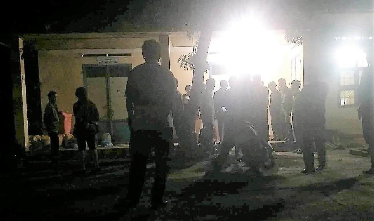giết người,Bình Thuận