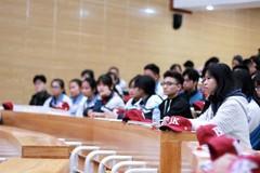 Lần đầu tiên sử dụng 'app' trong đại hội toàn quốc Sinh viên Việt Nam