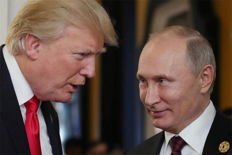 Nga,Mỹ,Vladimir Putin,Donald Trump,phép thử,căng thẳng Nga - Ukraina