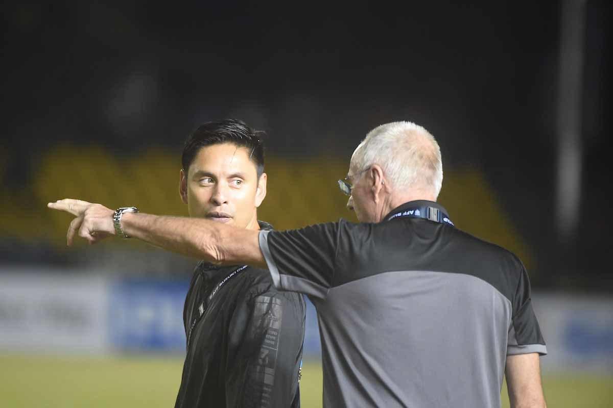 Tuyển Việt Nam đấu Philippines: Eriksson cũng thường thôi!