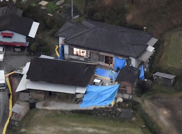 Thảm sát chấn động Nhật Bản