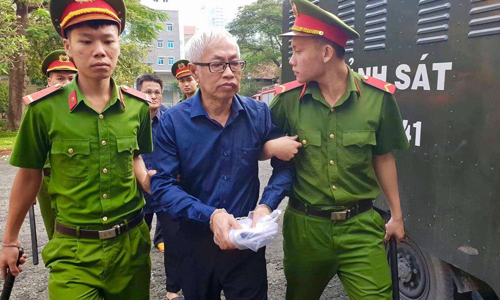 Phan Văn Anh Vũ,Vũ nhôm,chiếm đoạt tài sản,DAB,Trần Phương Bình