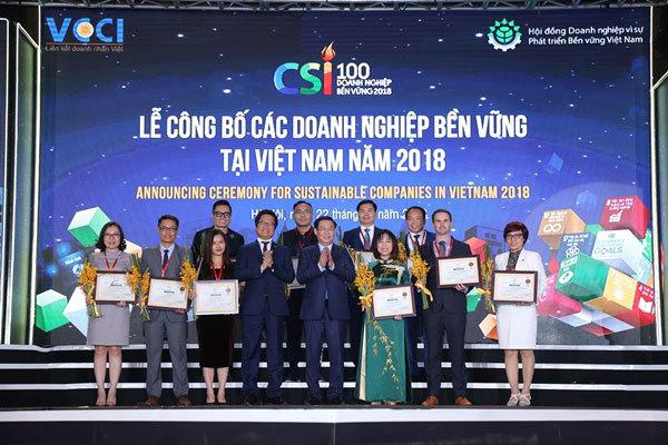 Vinamilk nhận bằng khen của Thủ tướng Chính phủvề nông nghiệp