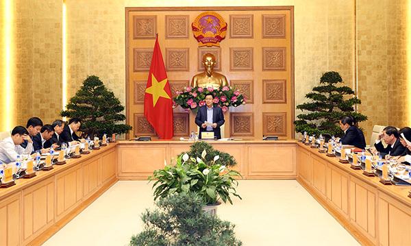 Phó Thủ tướng,Vương Đình Huệ