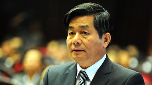 Nguyên Bộ trưởng KH&ĐT Bùi Quang Vinh bị kỷ luật khiển trách