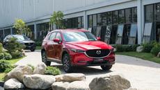 Nhận ưu đãi lên đến 30 triệu đồng từ Mazda