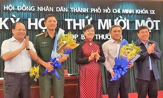 bổ nhiệm,nhân sự,Phú Yên,Quảng Trị,TP HCM