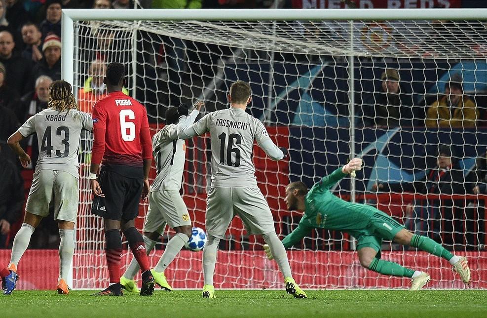 MU,Mourinho,De Gea,vòng 16 Cúp C1