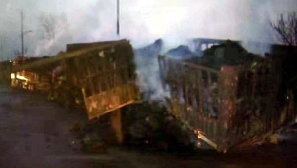 Nổ lớn gần nhà máy hóa chất TQ, hàng chục người thương vong